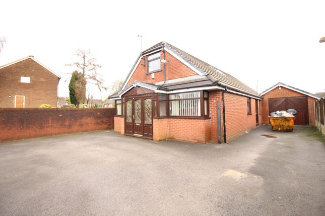3 bed bungalow for sale in Baron Fold Road, Little Hulton, Manchester M38