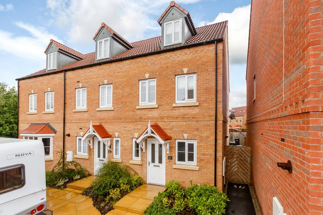 Thumbnail Town house for sale in Skylark View, Wath-Upon-Dearne, Rotherham