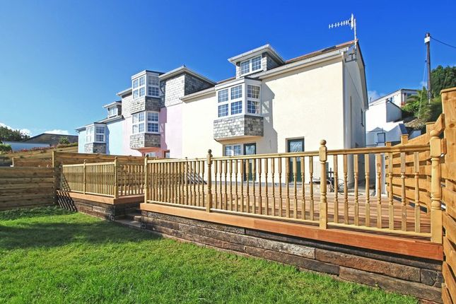 Thumbnail End terrace house for sale in Newton Road, St. Mawes, Truro