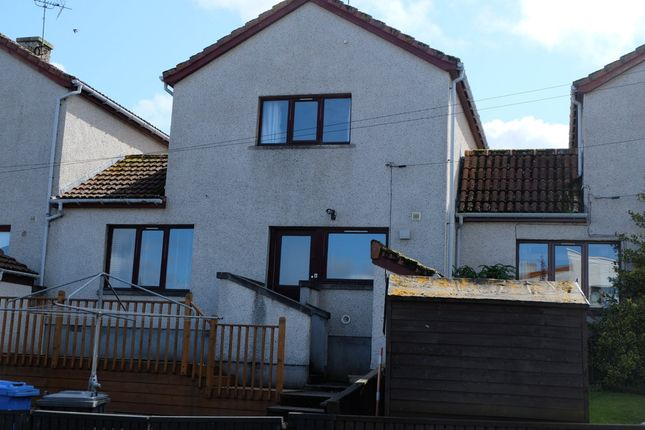 Thumbnail Town house for sale in Mowat Court, Thurso