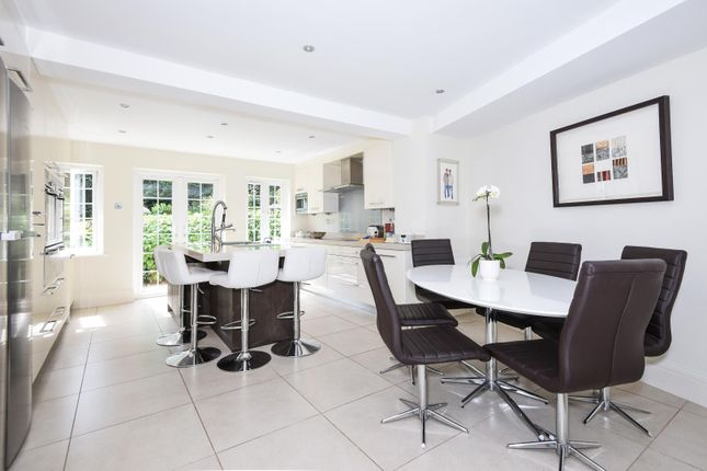 Thumbnail Detached house to rent in Little Potters, Bushey
