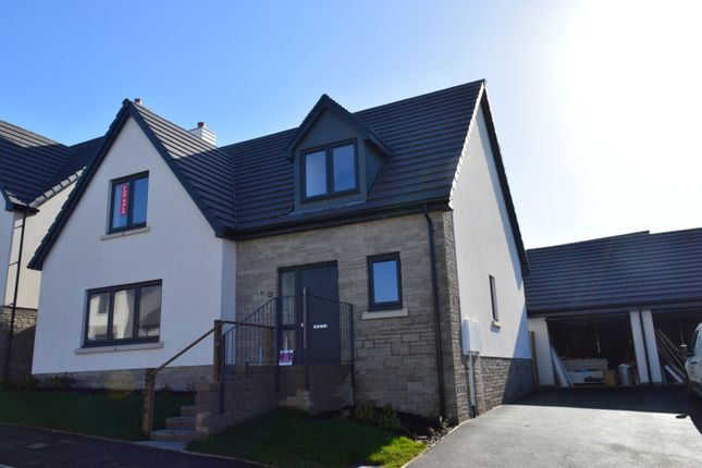 Thumbnail Detached house for sale in Wentwood Drive, Weston-Super-Mare