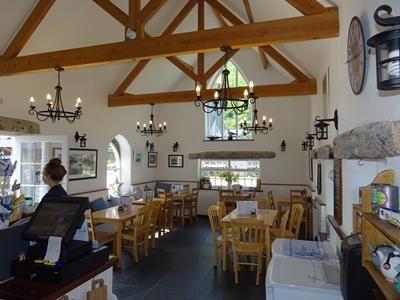Photo 3 of Harbour Light Tea Room & Garden, The Harbour, Boscastle, Cornwall PL35