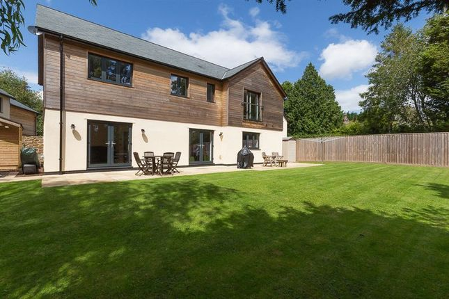 Thumbnail Detached house for sale in Chapel Court, Chudleigh, Newton Abbot