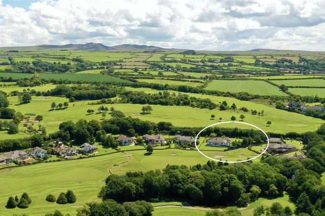 Thumbnail Detached house for sale in Bowood Park, Lanteglos, Camelford