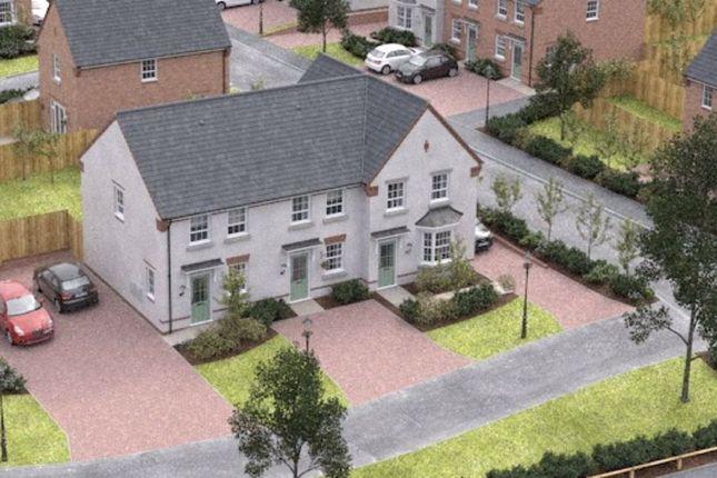 Thumbnail End terrace house for sale in Alveley View, Plot 6, Kidderminster Road, Bridgnorth, Shropshire