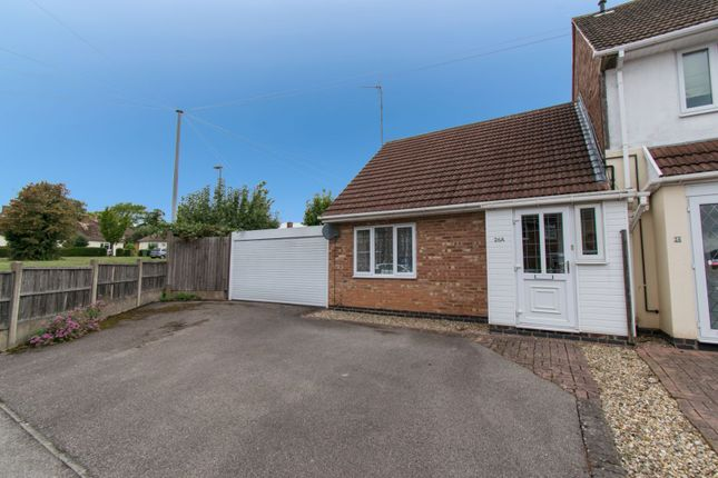 Thumbnail Bungalow for sale in The Coppice, Leicester