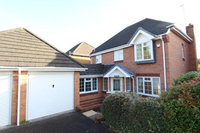 Thumbnail Property to rent in Braeburn, Applewood Close, Belper