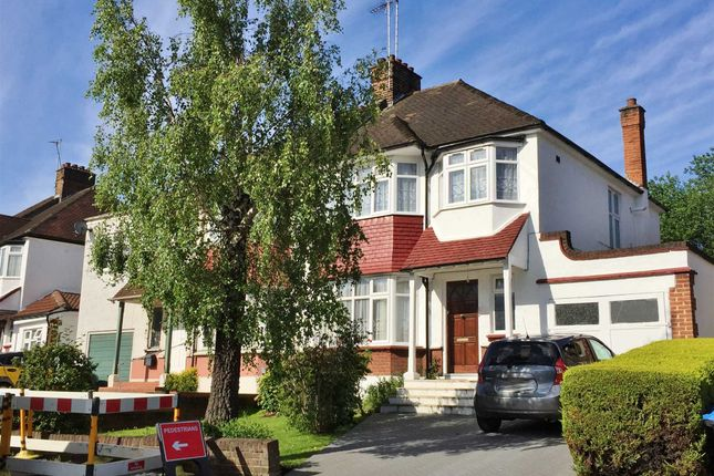 Thumbnail Semi-detached house to rent in Brookdale, London