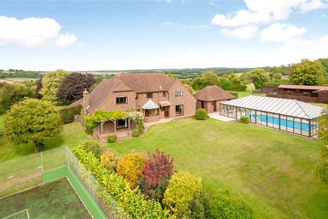 Thumbnail Detached house for sale in The Hangers, Bishops Waltham, Hampshire