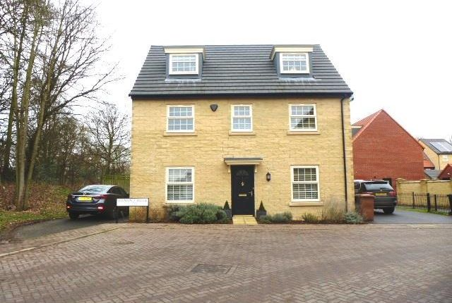 Thumbnail Detached house to rent in Diamond Drive, Corby