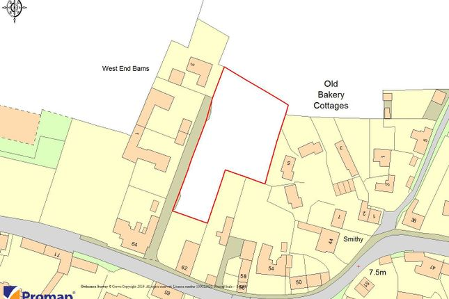 Thumbnail Commercial property for sale in Land At West End, Thetford, Norfolk