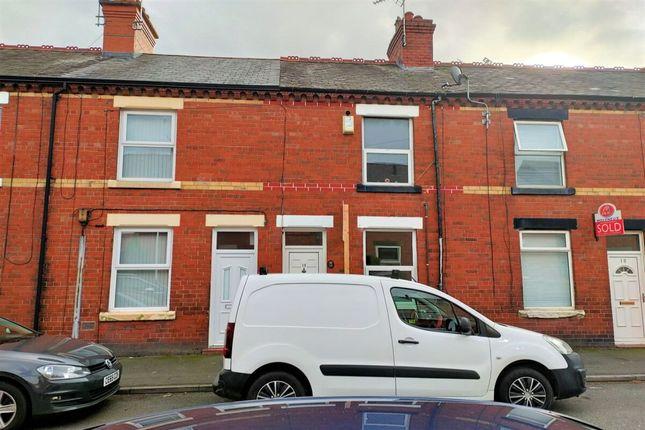 Thumbnail Terraced house for sale in Peel Street, Wrexham