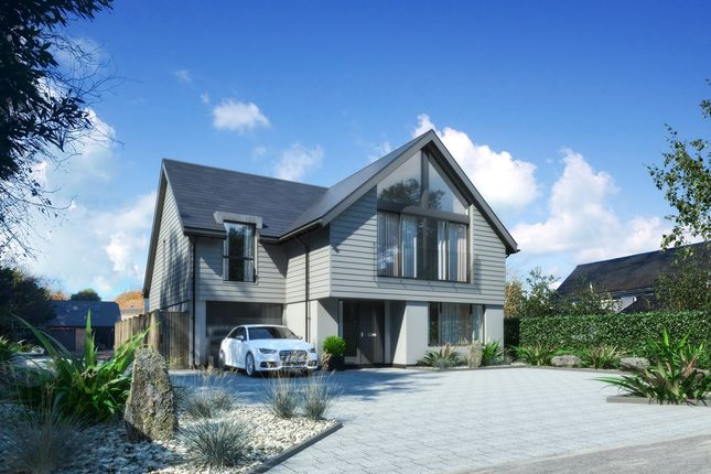 Thumbnail Detached house for sale in Rookes Lane, Lymington