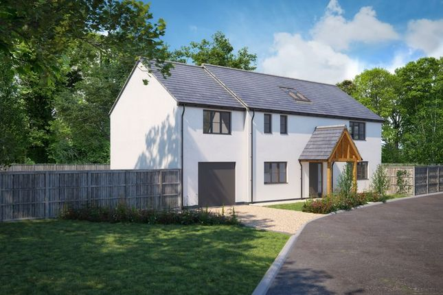 Thumbnail Detached house for sale in Old Weston Road, Flax Bourton, Bristol