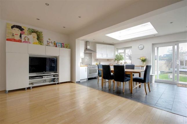 Thumbnail End terrace house for sale in Halstead Road, Winchmore Hill, London