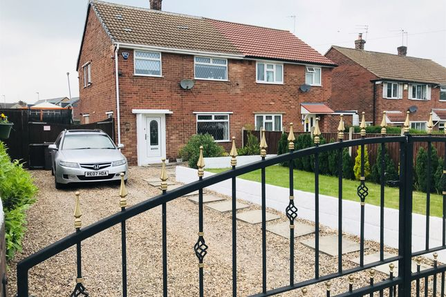 3 bed semi-detached house for sale in Arnside Crescent, Castleford WF10