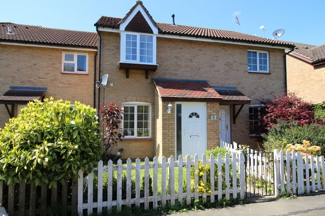 Thumbnail Terraced house for sale in Yale Mews, Highwoods, Colchester
