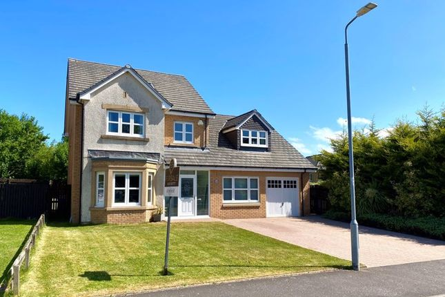 Thumbnail Property for sale in Doonvale Drive, Alloway, Ayr
