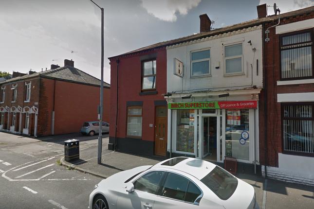 Thumbnail Retail premises for sale in Ashton-Under-Lyne, Lancashire