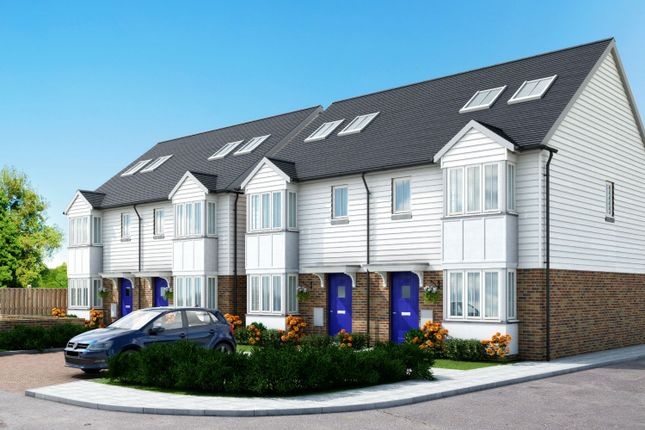 Thumbnail Property for sale in Clock Tower Mews, Clock Tower Parade, Blean