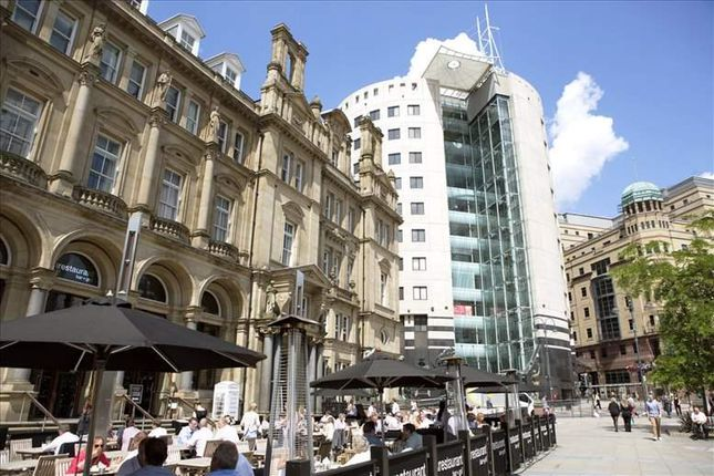 Thumbnail Office to let in City Square, Leeds