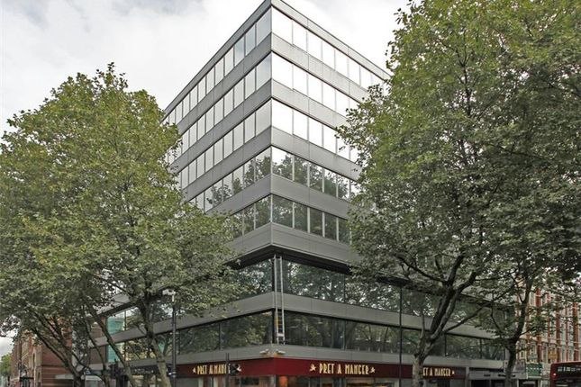 Thumbnail Office to let in 3rd Floor, 100, Gray's Inn Road, London