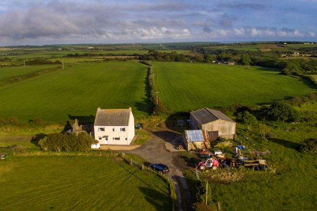 Thumbnail Farmhouse for sale in St. Davids, Haverfordwest