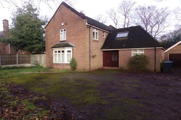 Thumbnail Property to rent in St. Margarets Avenue, Warrington
