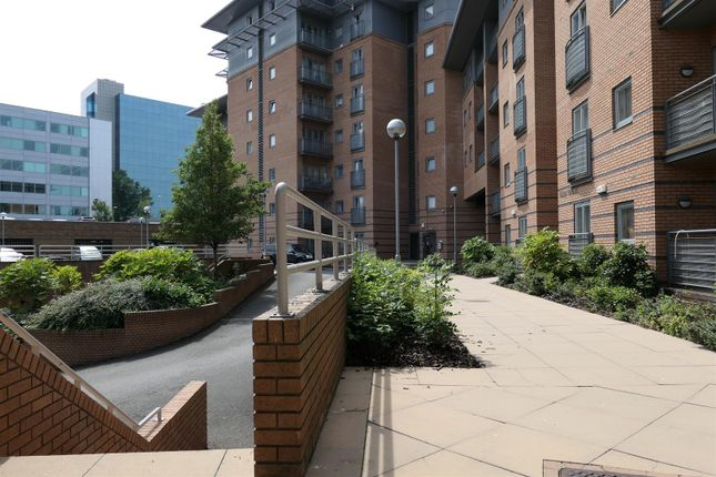 Thumbnail 2 bed property for sale in Manor House Drive, City Centre, Coventry