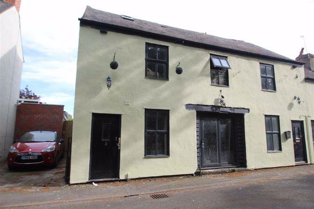 Terraced house for sale in Plough Bank, Station Road, Weston Rhyn, Oswestry