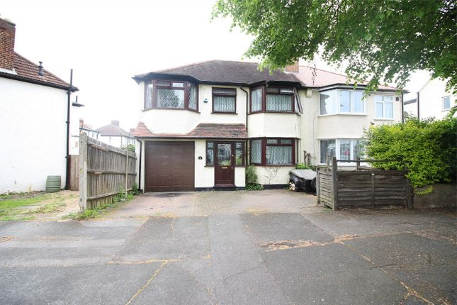 Thumbnail Semi-detached house for sale in Oak Grove Road, Penge, London