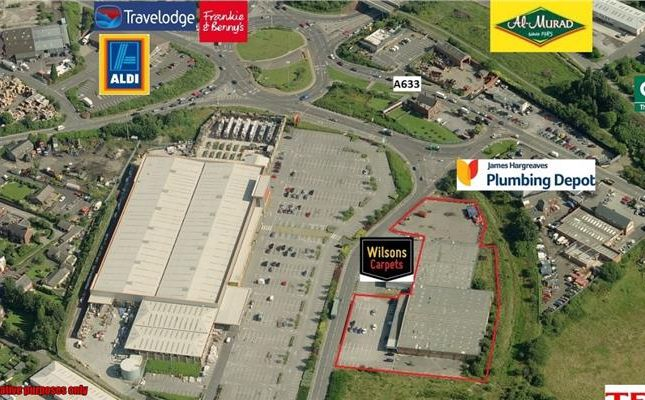 Light industrial for sale in Unit 4 Stairfoot Business Park, Barnsley