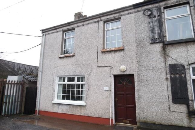 Thumbnail End terrace house for sale in Ladysmith Lane, Newtownabbey