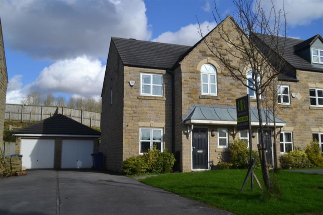 Thumbnail End terrace house for sale in Lightoller Close, Chorley