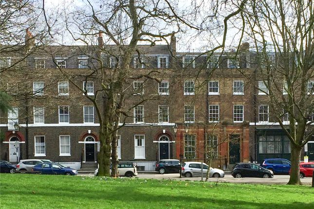 Front Exterior of Highbury Place, Highbury, London N5