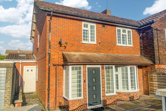 Thumbnail End terrace house to rent in Saxon Avenue, Feltham
