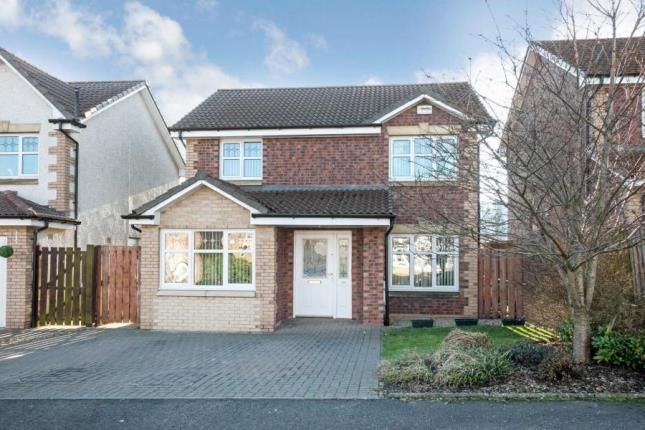 Thumbnail Detached house for sale in Toftcombs Crescent, Stonehouse, Larkhall, South Lanarkshire
