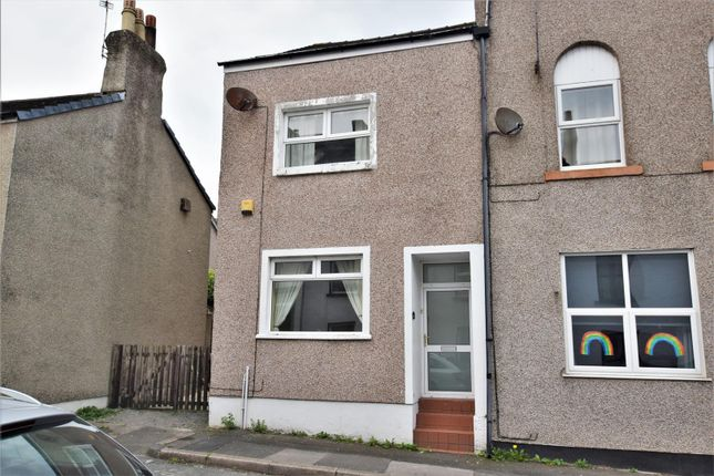 Thumbnail End terrace house for sale in Holborn Hill, Millom