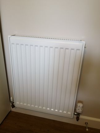 Thermostatically Controlled Radiators