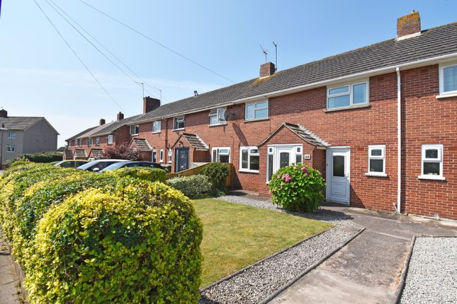 Thumbnail Terraced house for sale in Hill Barton Lane, Pinhoe, Exeter