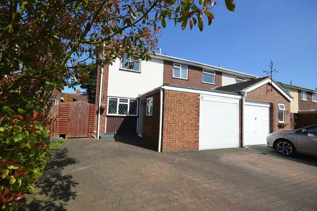 Thumbnail Semi-detached house to rent in Seven Acres, Thame