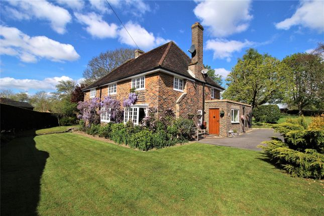 Thumbnail Equestrian property for sale in Tandridge Lane, Lingfield