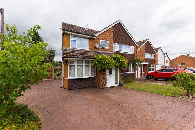 Thumbnail Detached house for sale in Hales Park, Bewdley