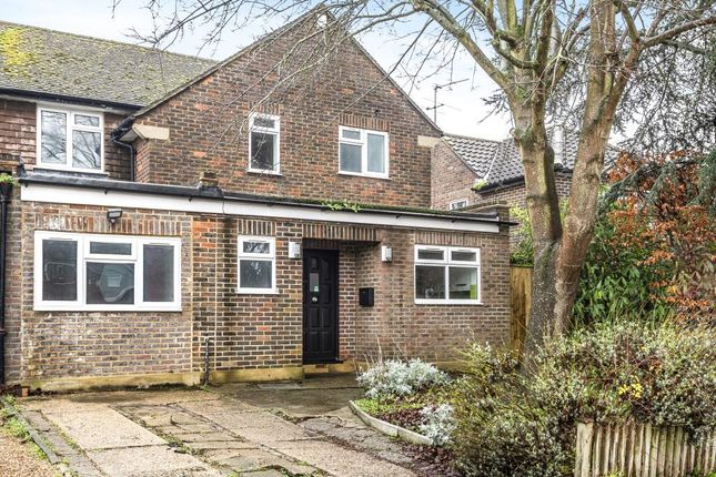 Thumbnail Semi-detached house to rent in Norman Crescent, Pinner
