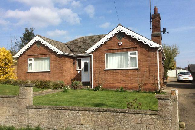 Thumbnail Detached bungalow for sale in Scarborough Road, Bridlington