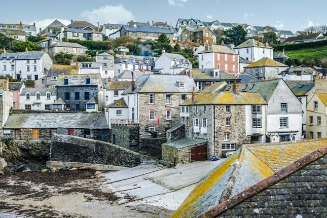 The Slipway of Fore Street, Port Isaac PL29