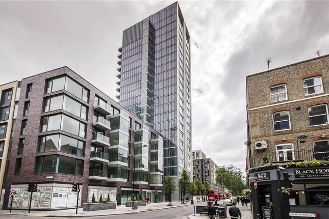 Thumbnail Flat for sale in 14th Floor, Silk House, Goodmans Fields, 99 Leman Street, Aldgate