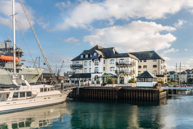 Thumbnail Flat for sale in Challenger Quay, Falmouth