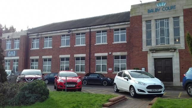 Thumbnail Office to let in Individual Serviced Office Suites, Balby Court Business Campus, Balby Carr Bank, Doncaster